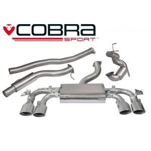 Cobra Exhaust Supplied by Decimal Tenths